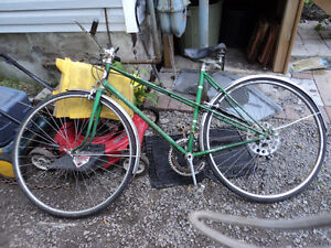 10 speed.  Super Cycle