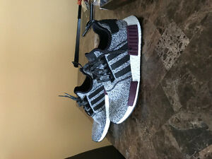 NMD R1 Champs  Burgundy