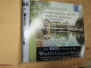 16LP set-The Webster Library of The Worlds Greatest Music 1977 London Ontario image 3