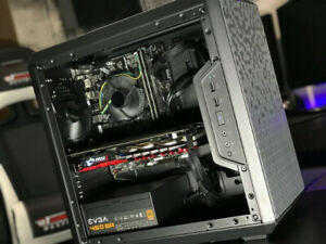 [NEUF] PC GAMER – GAMING PC | i3 8100+GTX1060