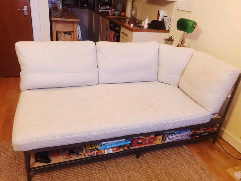 Superb Ikea Ekebol Three Seat Sofa In Southside Edinburgh Gumtree Ibusinesslaw Wood Chair Design Ideas Ibusinesslaworg