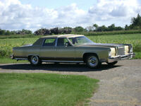 Lincoln Continental Towncar