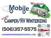 Camper Winterizing-$75