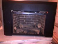 Used Gas Fire Place