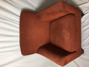 IKEA Living room chair Fabric sofas. Comfortable and luxurious