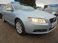 2008 08 VOLVO V70 2.4 D5 SE 5DR AUTOMATIC 183 BHP DIESEL FSH FINANCE WITH NO DEP