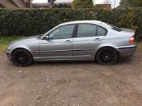 BMW 3 SERIES 2004 MODEL 320 DIESEL SPORT 4 DOOR SALLON DRIVES GOOD DONT MISS OUT DIESEL 55MPG