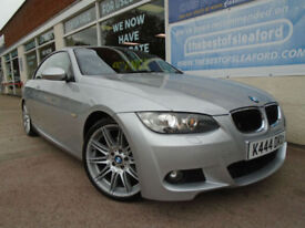 BMW 320 2.0TD 2009 d M Sport Leather P/X Swap