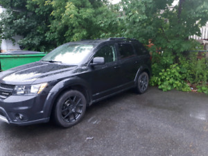 Dodge journey 7 passagers plan d'or chrysler