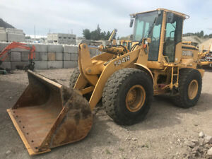 2001 John Deere 544H Great Shape