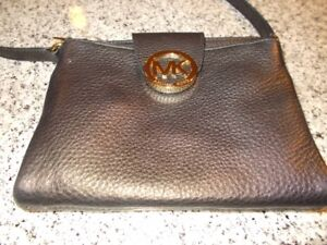 Michael Kors Black Shoulder Bag