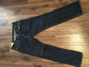 Abercrombie and Fitch Jeans    34 waist 32 leg