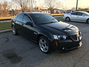 2009 Pontiac G8 LOADED MINT TODAY FOR $10,000.00