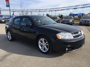 2014 DODGE AVENGER SXT * POWER GROUP * PREMIUM CLOTH SEATING London Ontario image 8