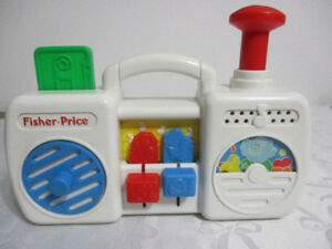 Boomboy Musical Fisher Price Vintage Toy 1991