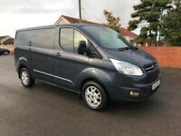 2013 Ford Transit Custom 2.2TDCi 125PS 290 L2H1 Limited stunning van