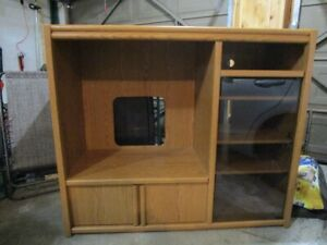TV Entertainment cabinet