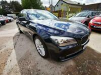 2012 BMW 7 Series 730d SE Luxury Edition 4dr Auto SALOON Diesel Automatic