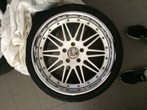 """KLASS Forged Mag Wheels """"19 a vendre"""