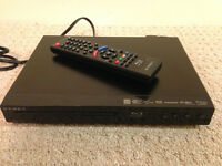 Dynex Blu Ray Player