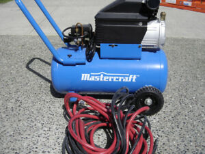 Mastercraft 8 Gallon (30.3L) Air Compressor - For Sale