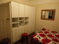 1 Double Bedroom in a Graduate Student House near University