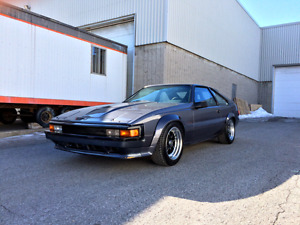 Toyota Celica Supra 1986 manuelle très propre