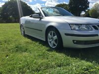 SAAB 9-3 VECTOR SPORT CONVERTIBLE LADY OWNER
