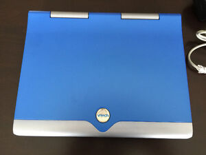 VTECH Blue Nitro Notebook Kids Educational Laptop with Mouse Cambridge Kitchener Area image 4