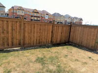 Fence  Installation &  Replacement - Discounted Price