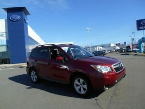 2016 Subaru FORESTER TOURING