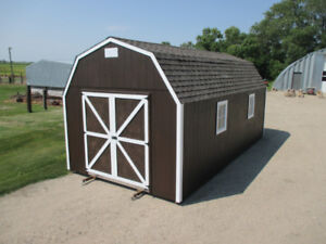 12x24 hip roof Shed