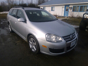 2009 Jetta Highline Wagon Safetied