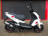PEUGEOT SPEEDFIGHT 4 50 ICEBLADE LIQUID COOLED NEW 2 YEAR WARRANTY
