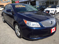 2010 Buick LaCrosse LX Sedan...PERFECT CONDITION City of Toronto Toronto (GTA) Preview