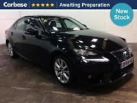 2015 LEXUS IS 300h Executive Edition 4dr CVT Auto