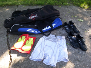 Base ball gear