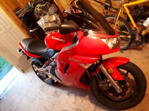 Ninja 650 2007