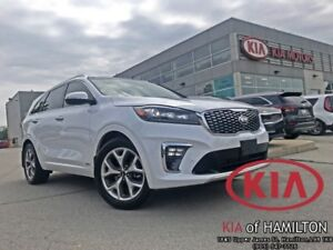 2019 Kia Sorento SX V6 | 7-Seater | Demo | Redesign