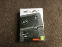 Nintendo NEW 3DS XL hardly used in as new condition!!