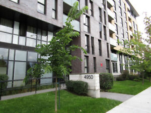 Montreal Triangle 4950 de la Savane fully furnished 4 1/2 condo