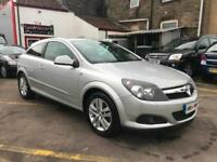 2010 VAUXHALL ASTRA 1.6 VVT SXI 115 SPORT 3 DOOR HATCHBACK VERY LOW MILES 47868