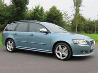 Volvo V50 2.0D ESTATE SPORT R-DESIGN ** AUTOMATIC ** F.S.H