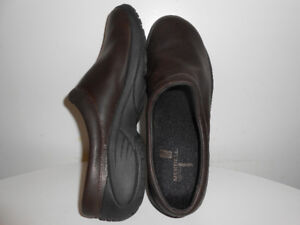 MOCCASiNS NEW ORiGiNAL MERRELL LEATHER SHOES Size 11.5