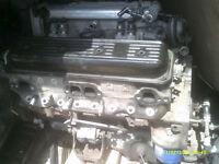 350 4bolt forger piston flat top tete daluminiun de z28 1995