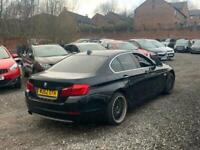 2012 BMW 5 Series 525d [218] SE 4dr Step Auto SALOON Diesel Automatic
