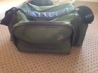 Fox voyager fishing bag
