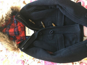 Abercrombie girls winter coat