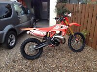 Beta rr 250 enduro. Motocross. Trials