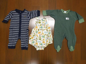 Large Selection of Baby Clothes